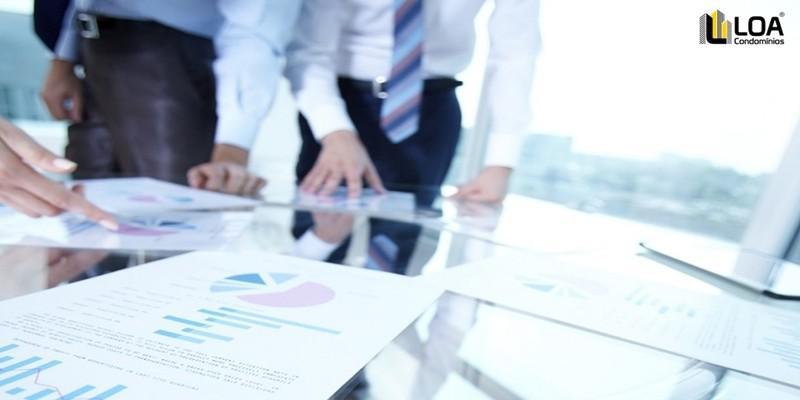 Administração de condomínios e contabilidade